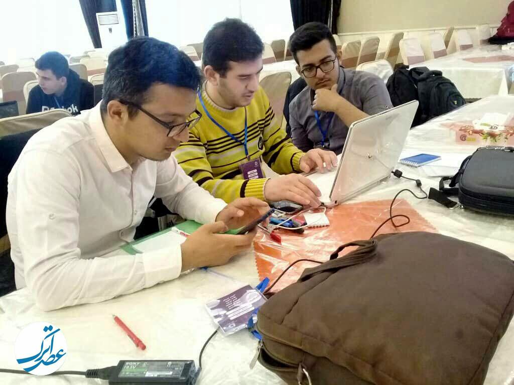 رقابت ۱۷ تیم در نخستین رویداد تخصصی تولید محتوای دیجیتال بسیج در خراسان شمالی|2825594