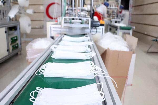 تولیدکننده ماسک باید در شرایط بحران حمایت شود